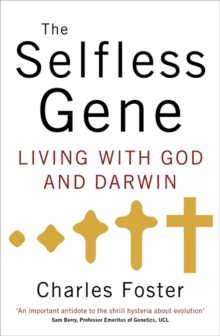 The Selfless Gene, Paperback Book