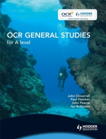 OCR General Studies for A Level Student's Book, Paperback Book
