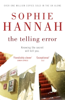 The Telling Error, Paperback Book