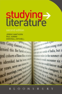 Studying Literature : The Essential Companion, Paperback Book