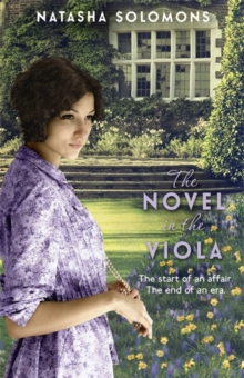 The Novel in the Viola, Paperback Book