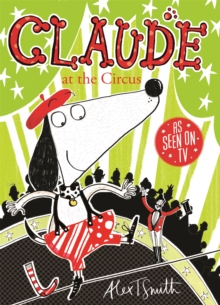 Claude at the Circus, Paperback Book