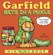 Garfield Gets in a Pickle, Paperback Book