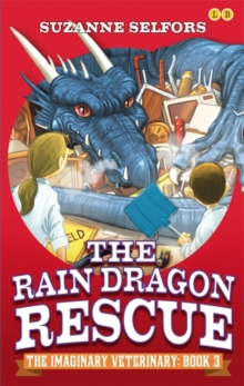 The Rain Dragon Rescue : Book 3, Paperback Book