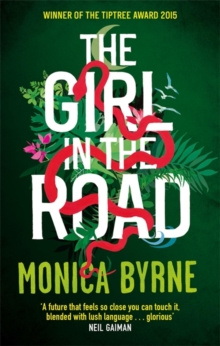 The Girl in the Road, Paperback Book
