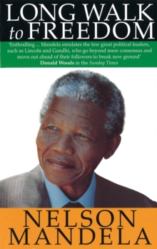 Long Walk To Freedom, Paperback Book