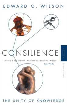 Consilience, Paperback Book