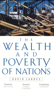 The Wealth and Poverty of Nations, Paperback Book