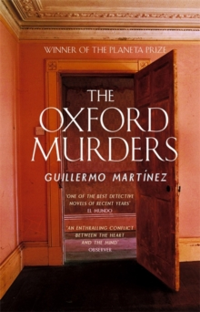 The Oxford Murders, Paperback Book