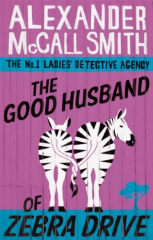 The Good Husband of Zebra Drive, Paperback Book