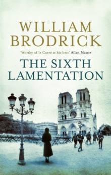 The Sixth Lamentation, Paperback Book