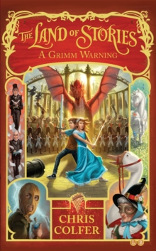 A Grimm Warning : Book 3, Paperback Book