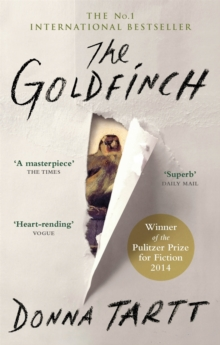The Goldfinch, Paperback Book