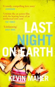 Last Night on Earth, Paperback Book