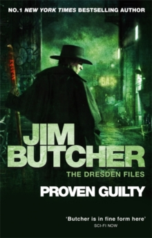Proven Guilty, Paperback Book