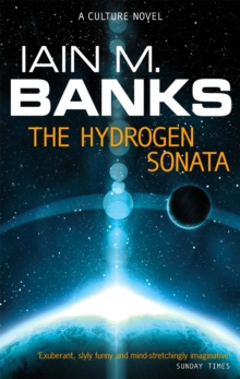 The Hydrogen Sonata, Paperback Book