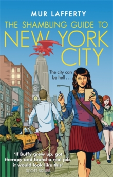 The Shambling Guide to New York City, Paperback Book