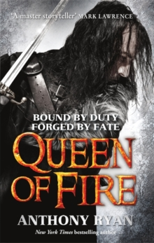 Queen of Fire : Book 3 of Raven's Shadow, Paperback Book