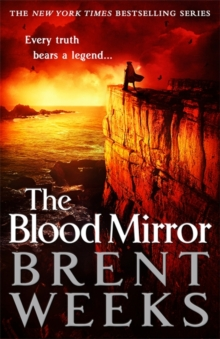 The Blood Mirror : Book Four of the Lightbringer series, Hardback Book