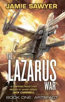 The Lazarus War: Artefact, Paperback Book