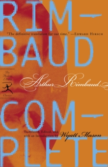 Rimbaud Complete, Paperback Book