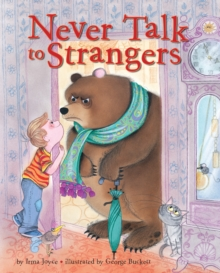 Never Talk to Strangers, Hardback Book