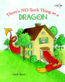 No Such Thing As A Dragon, Paperback Book