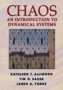 Chaos : An Introduction to Dynamical Systems, Paperback Book