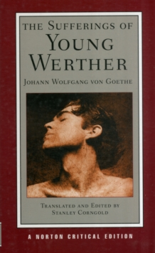 The Sufferings of Young Werther, Paperback Book