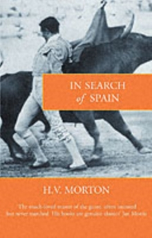 A Stranger in Spain, Paperback Book