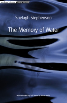 The Memory of Water, Paperback Book