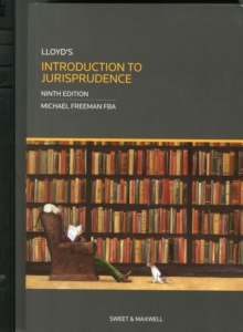 Lloyd's Introduction to Jurisprudence, Paperback Book