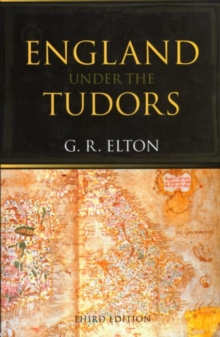 England Under the Tudors, Paperback Book