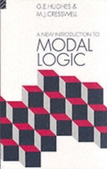 A New Introduction to Modal Logic, Paperback Book