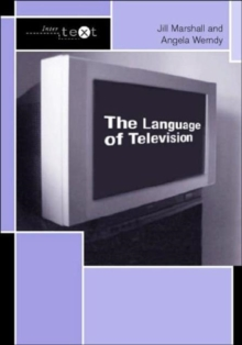 The Language of Television, Paperback Book