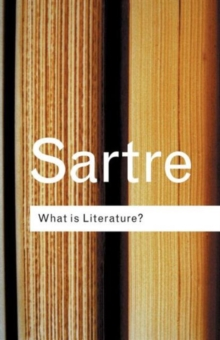 What is Literature?, Paperback Book