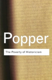 The Poverty of Historicism, Paperback Book