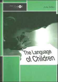 The Language of Children, Paperback Book