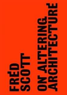 On Altering Architecture, Paperback Book