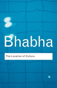 The Location of Culture, Paperback Book