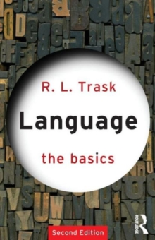Language : The Basics, Paperback Book