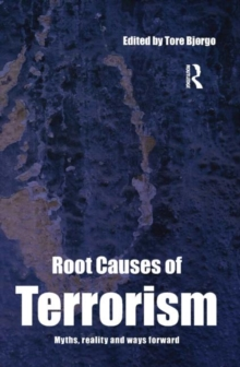 Root Causes of Terrorism, Paperback Book