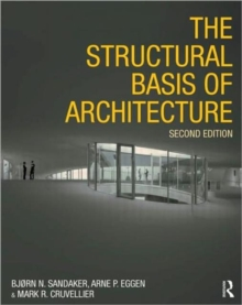 The Structural Basis of Architecture, Paperback Book