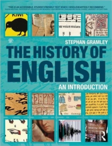 The History of English : An Introduction, Paperback Book