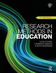 Research Methods in Education, Paperback Book