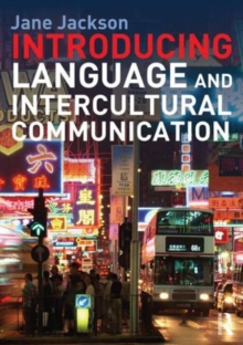 Introducing Language and Intercultural Communication, Paperback Book