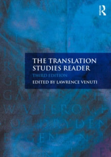 The Translation Studies Reader, Paperback Book