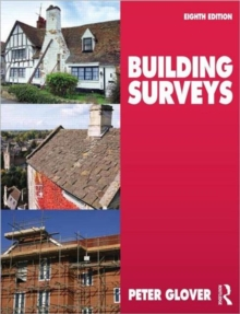 Building Surveys, Paperback Book