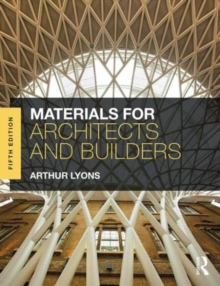 Materials for Architects and Builders, Paperback Book
