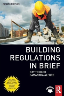 Building Regulations in Brief, Paperback Book